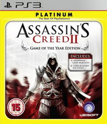 Assassin's Creed II Game of the Year