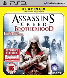 Assassin's Creed Brotherhood Platinum