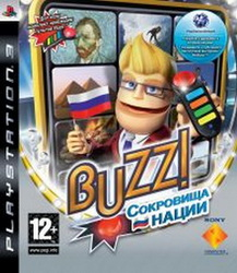 """Buzz! Мировой турнир (+ 4 пульта""""Базер"""")"""