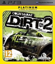Colin McRae: Dirt 2 Platinum