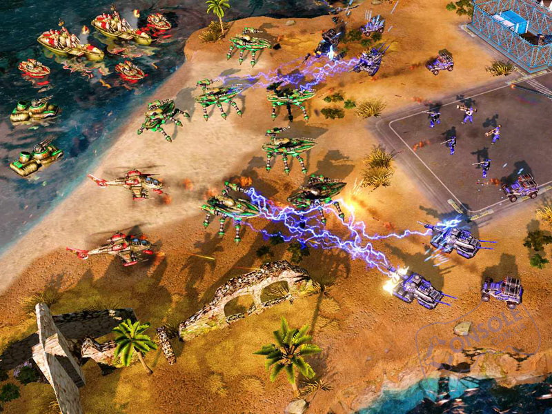 Command Conquer: Red Alert 3 - Uprising - +15- Download