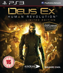 Deus Ex: Human Revolution Limited Edition