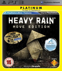 Heavy Rain Platinum (Move Edition)