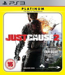 Just Cause 2 Platinum