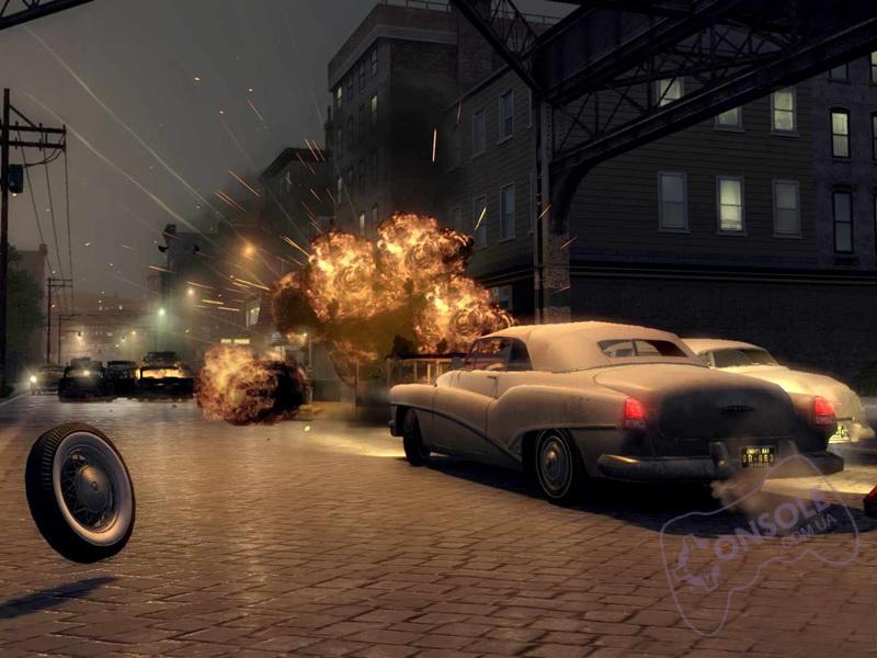 Из Сети: Сравнение Mafia II, трюк Just Cause 2, Друид WoW: Cataclysm.