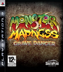 Monster Madness: Grave Danger