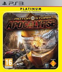 MotorStorm: Apocalypse Platinum