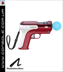 Рукоятка для стрельбы PlayStation®Move