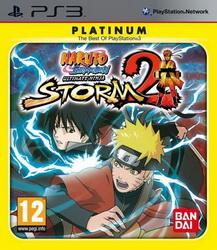 Naruto: Shippuden Ultimate Ninja Storm 2 Platinum