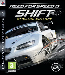 Need for Speed: Shift Special Edition
