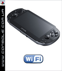 PlayStation Vita (Wi-Fi)