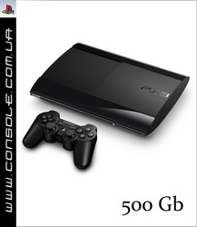 Sony PlayStation 3 Super Slim - 500Gb