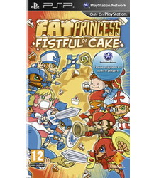 Fat Princess: Fistful of Cake (PSP)