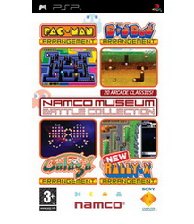 Namco Museum Battle Collection (PSP)