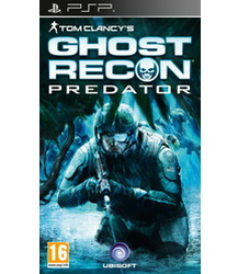 Tom Clancy's Ghost Recon Predator (PSP)
