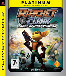 Ratchet & Clank: Tools of Destruction Platinum