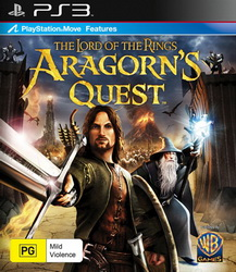 The Lord of the Rings: Aragon`s Quest