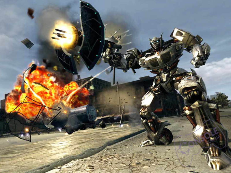 Трансформеры: Месть падших (Transformers: Revenge of the Fallen) .