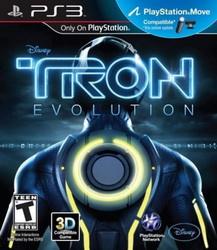 TRON Evolution (поддерживает Move и 3D)