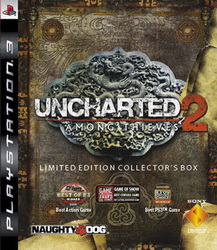 Uncharted 2: Among Thieves Special Edition