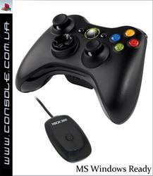 Беспроводной контроллер Xbox 360 (с передатчиком)