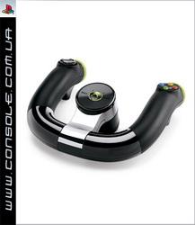 Беспроводной гоночный руль Xbox 360